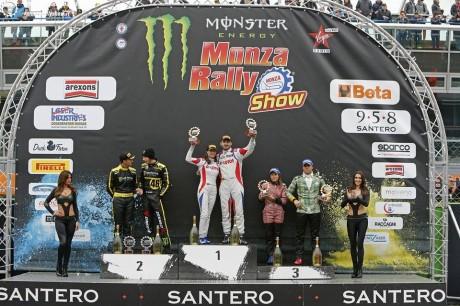 Monza Rally Show 2014 - Robert Kubica