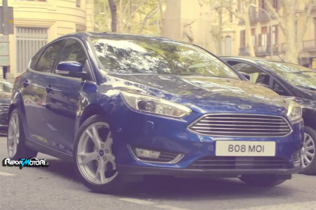 Active Park Assist - Nuova Ford Focus