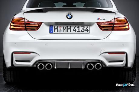 Scarico BMW M Performance per M3 ed M4