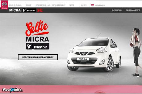 Contest Nissan Micra Freddy