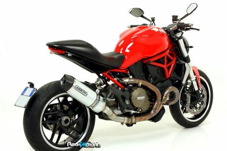 Arrow Ducati Monster