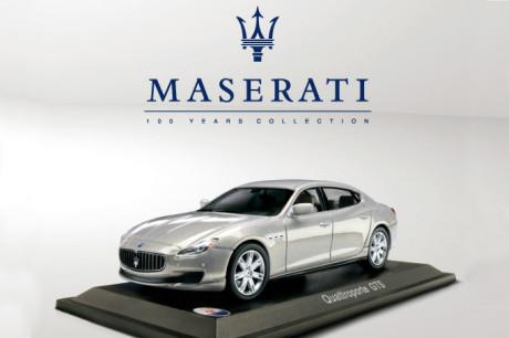 Maserati 100 Years collection