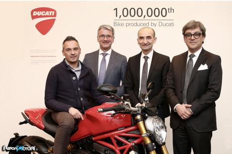 Milionesima Ducati