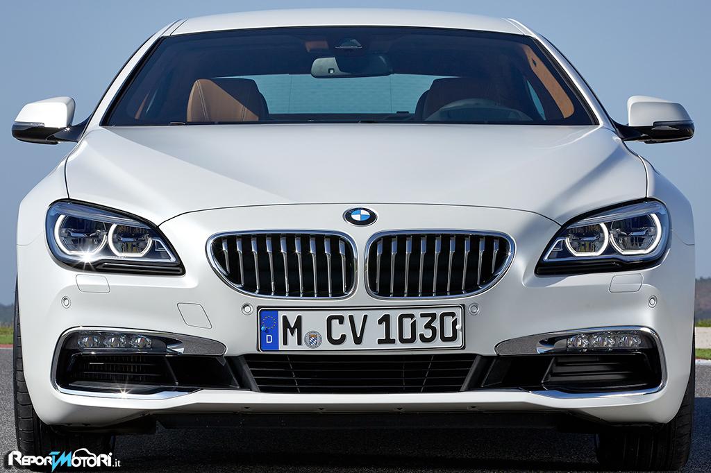 Nuova BMW Serie 6