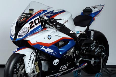 BMW S1000 RR - SBK 2015
