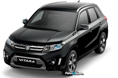 Vitara Web Black Edition