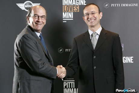 Mini con PITTI Immagine
