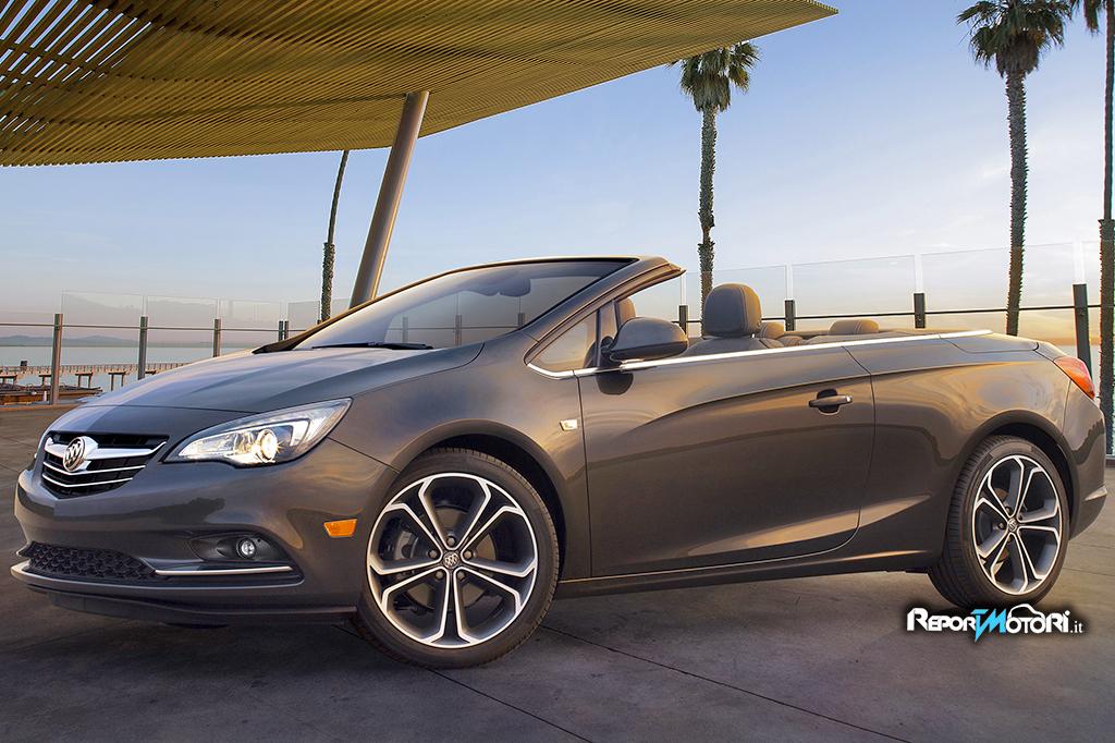 La nuova Buick Cascada