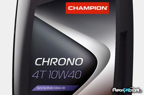 Olio Champion Chrono 4T 10W40