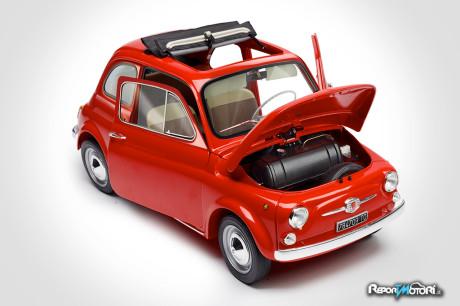 Costruisci la Fiat 500