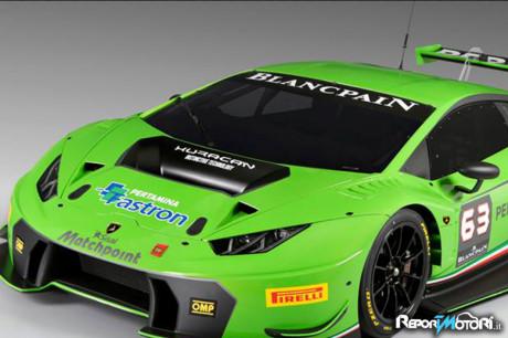 Dallara Huracan GT3
