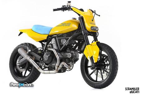 Ducati Scrambler Hondo Grattan