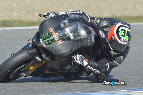 Chaz Davies – Aruba.it Racing - Ducati Superbike Team #7