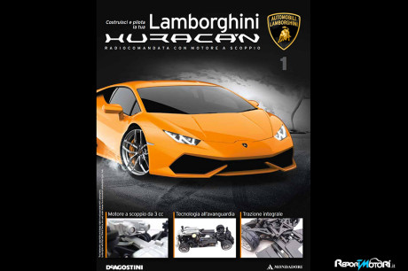 Lamborghini Huracan RC