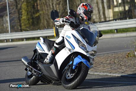 Marco Faccani - Kawasaki J300