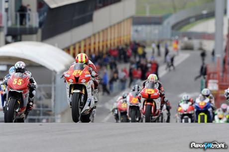 Pirelli fornitore unico classe Supersport 600 CIV