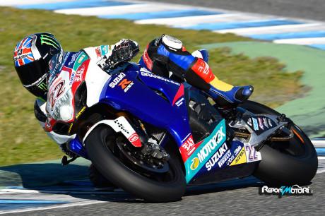 Alex Lowes - Team Voltcom Crescent Suzuki