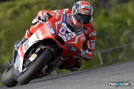 Andrea Dovizioso - Ducati Team - Sepang