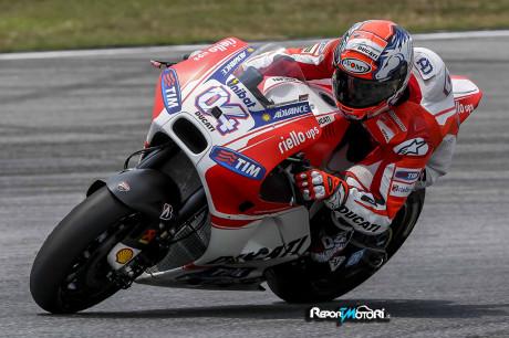 Andrea Dovizioso - Desmosedici GP15