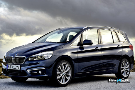 bmw serie 2 gran tourer - reportmotori.it