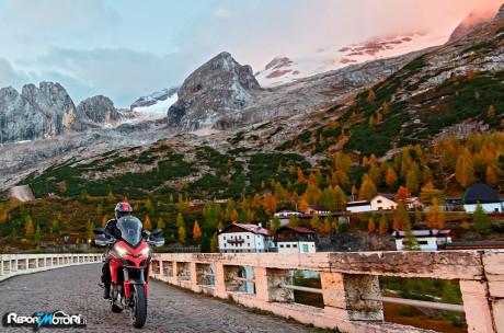 Ducati Multistrada Experience Winter Tour