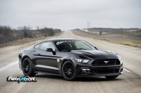 Hennessey Mustang