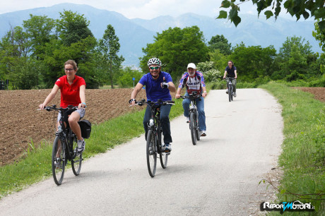 Italia e-Bike Tour 2015