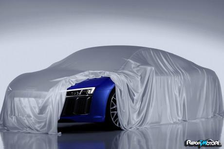 Fari Laser - Nuova Audi R8