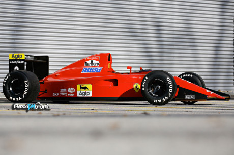Ferrari F1 - Nigel Mansell
