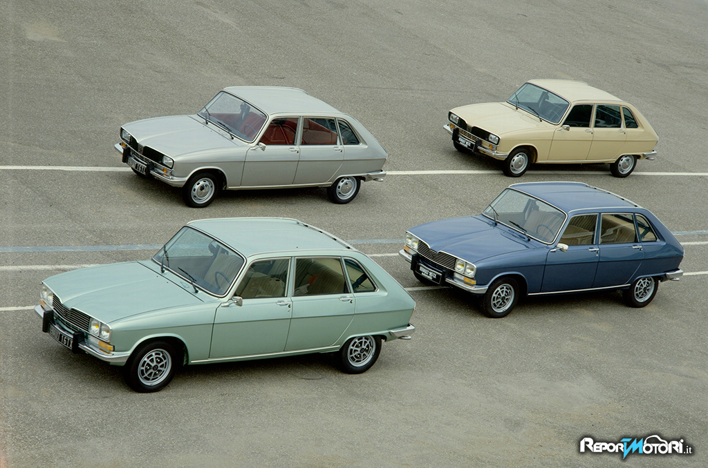 50 anni di Renault