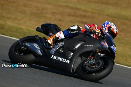 Casey Stoner - Team Honda HRC