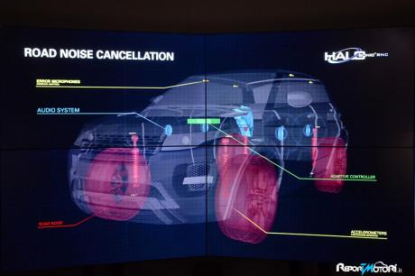 HARMAN - Road Noise Cancellation (RNC)