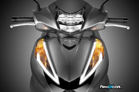 Nuovo Honda SH300i ABS