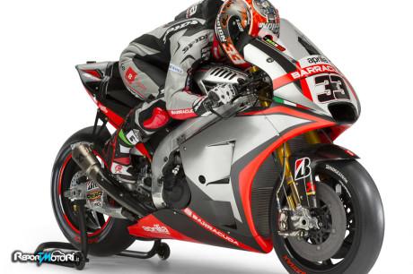 Marco Malandri - Aprilia MotoGP
