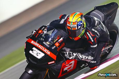 Marco Melandri - Aprilia Racing Team  Gresini
