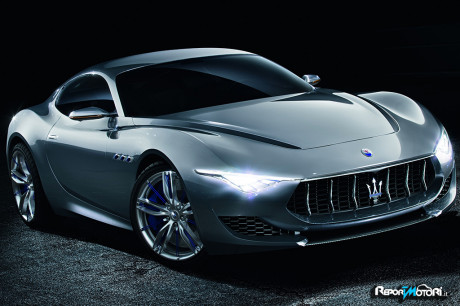 Maserati Alfieri - Concept Car of the Year 2014