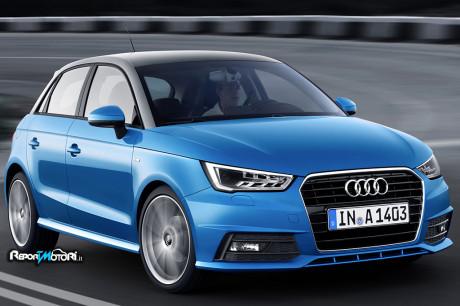Nuova Audi A1 TFSI
