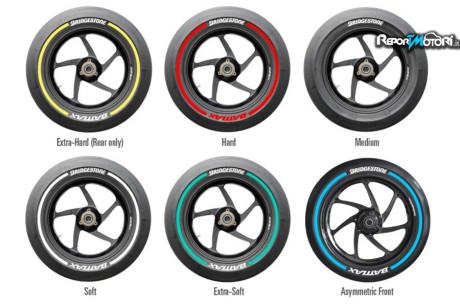 Profili Bridgestone MotoGP