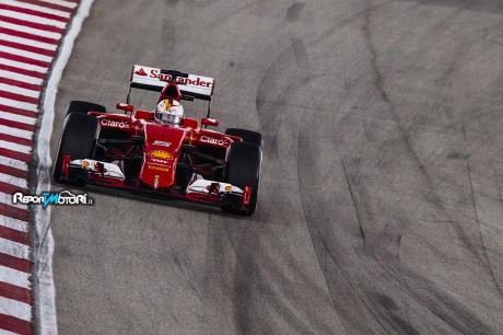 Sebastian Vettel - Ferrari 2015