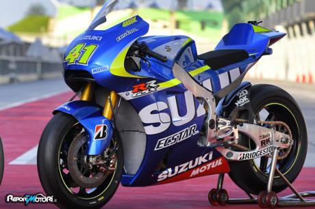 Team MotoGP Suzuki Ecstar
