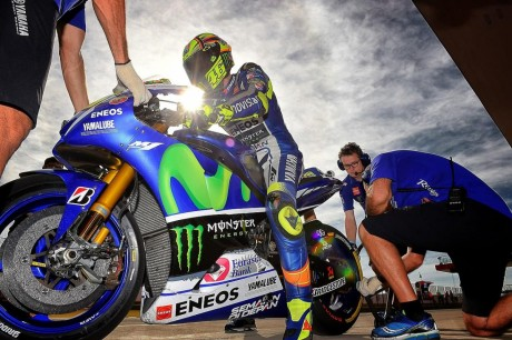Valentino Rossi - MotoGP 2015 - Argentina