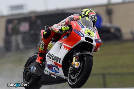Andrea Iannone - FP2 - Austin - MotoGP 2015