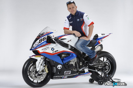 Ayrton Badovini - BMW S 1000 RR