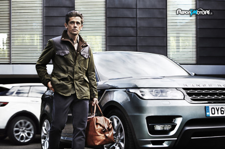 Collezione Barbour for Land Rover