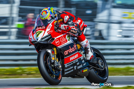 Chaz Davies (Aruba.it Racing - Ducati Superbike Team