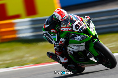 Jonathan Rea ( Kawasaki Racing Team )