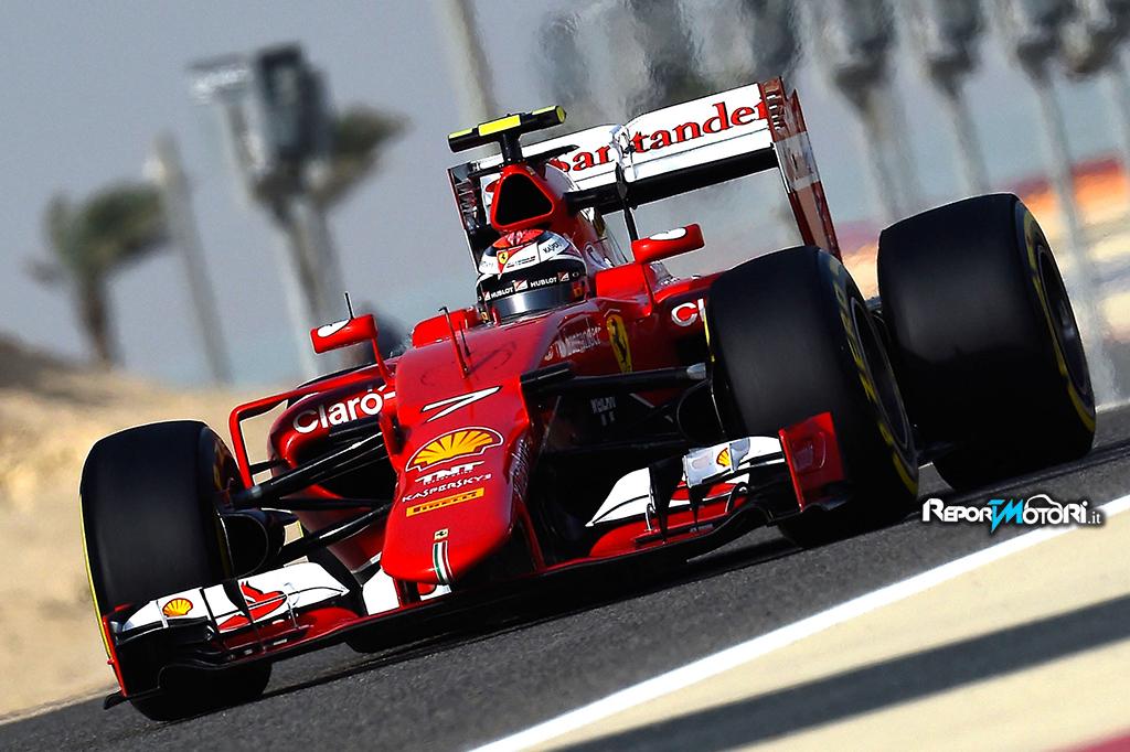 Raikkonen rinnova con la Scuderia Ferrari