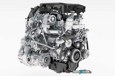 Land Rover Diesel Ingenium