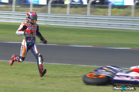 Marc Marquez - Gran Premio Rio Hondo 2015