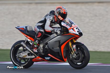 Marco Melandri - MotoGP 2015 - Aprilia RS-GP